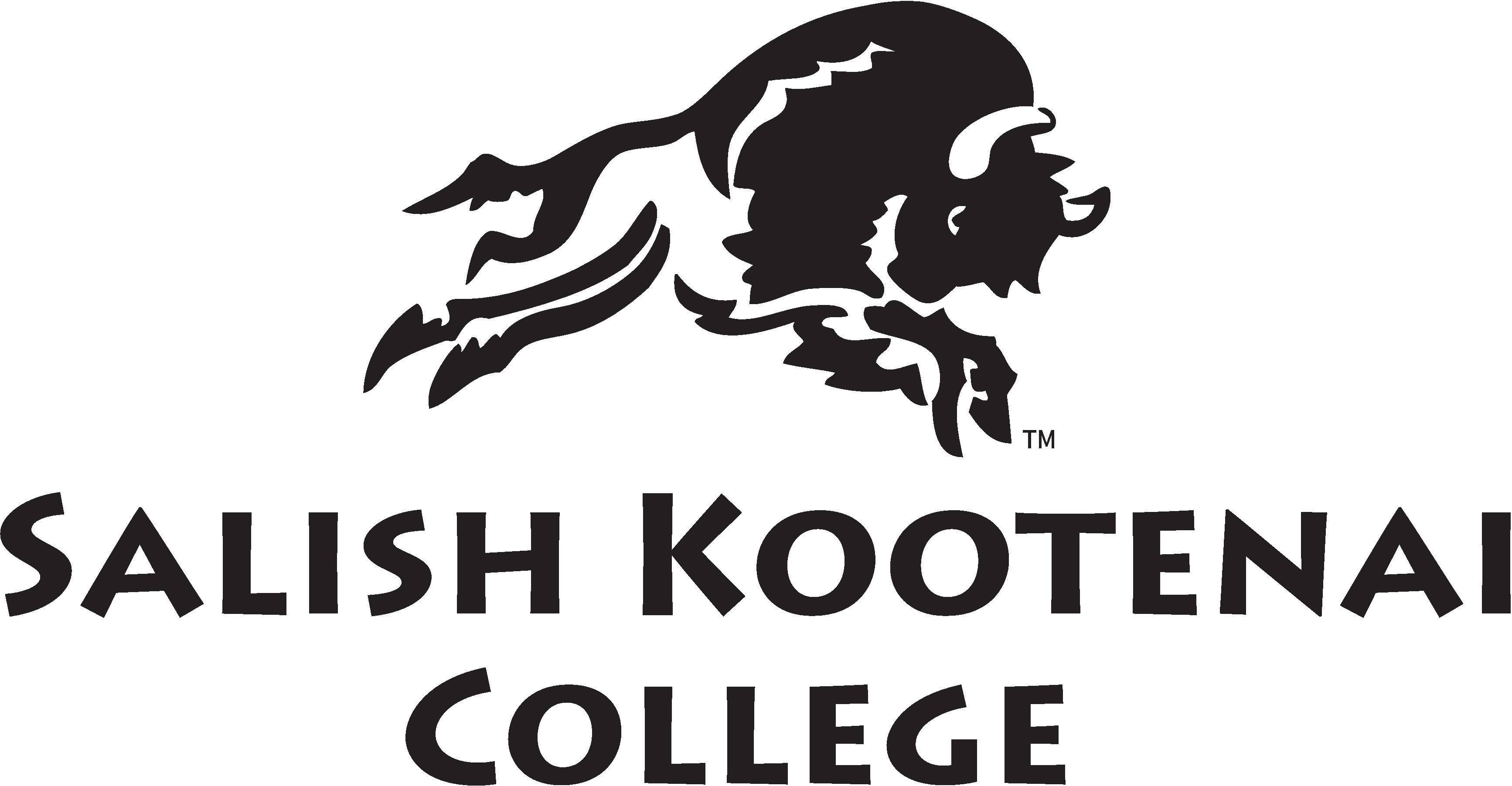 SKC Bison Logo – Salish Kootenai College Brand Style Guidelines