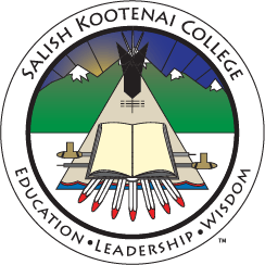 Salish Kootenai College Full Color Seal - Preferred