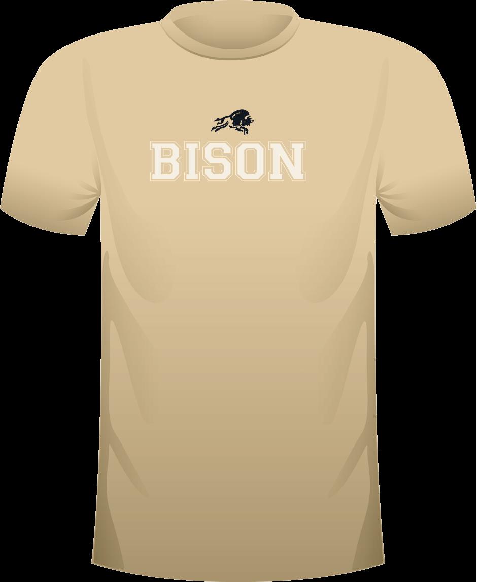 Vegas Gold Little Bison T